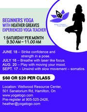 Yogatogo.com provides the best Toronto yoga teacher training courses