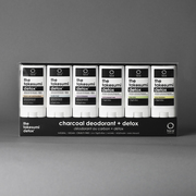 Buy Limited Edition Charcoal Deodorant Scents – Pack of 6