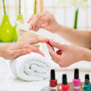 Get pampered and spoiled at the Danny Nails Spa's Manicure in Ottawa