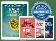 The Halki Diabetes Remedies | Free from type 2 diabetes