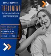 Best Dental Cleaning Treatment Brampton By Bramcountry Dental