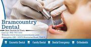 Contact Bramcountry Dental,  Best Dentist in Brampton Ontario