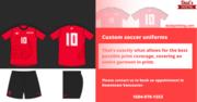 Soccer jerseys for the love of Soccer!