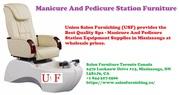 Manicure And Pedicure Station Furniture