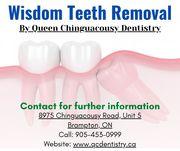 Wisdom Teeth Removal Treatment by QC Dentistry