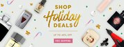 Holiday Deals Up to 40% OFF on Beauty Products - Parfumerie Eternelle