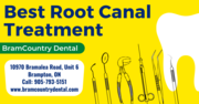 Best Root Canal Treatment At BramCountry Dental Brampton