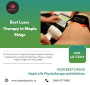 Best Laser Therapy In Maple Ridge