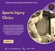 Sports Injury Clinics