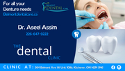 Professional Dental Services in Waterloo
