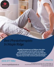 Best Physiotherapists In Maple Ridge