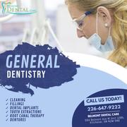 General Dentistry Services in Waterloo