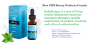 Best CBD Beauty Products Canada   BodyBotique